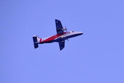 Oct 21: The Plane to Ny Alesund