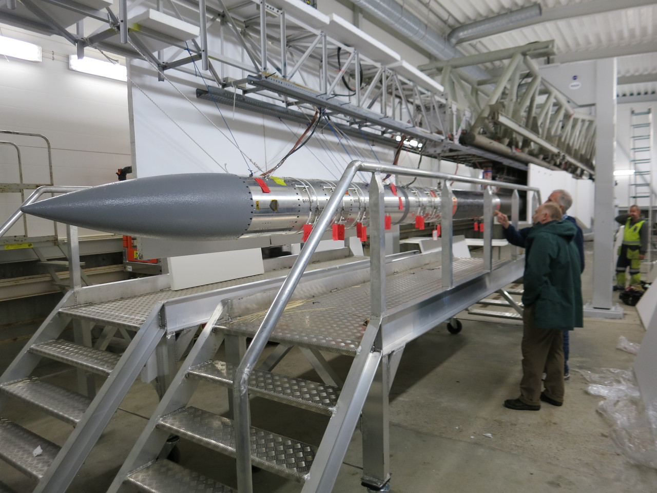 Nov 22: Rocket on the Rail