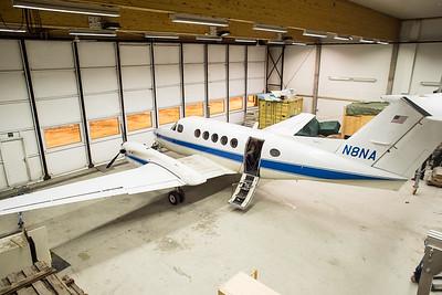 Nov 18: The Hangar at Longyearbyen