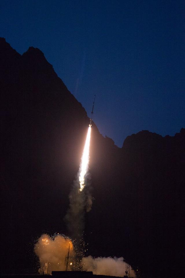 Nov 24: C-REX Launched!