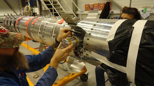 Nov 20: Loading a Sub-Payload