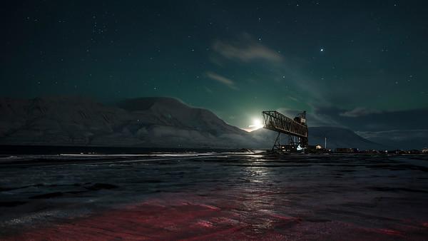 Nov 17: Longyearbyen Waterfront