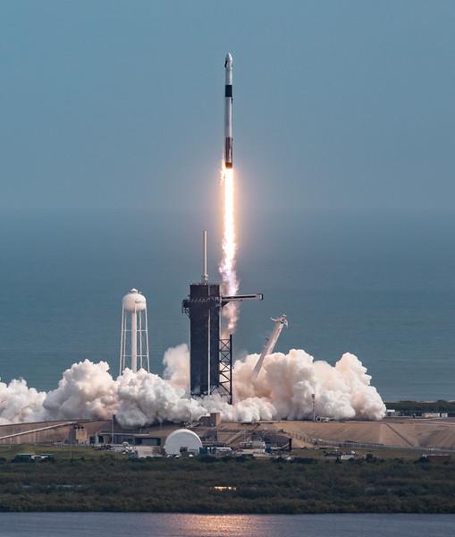 SpaceX's In-Flight Abort Test