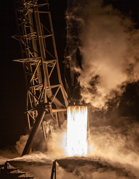 SpaceX StarLink 7 Mission