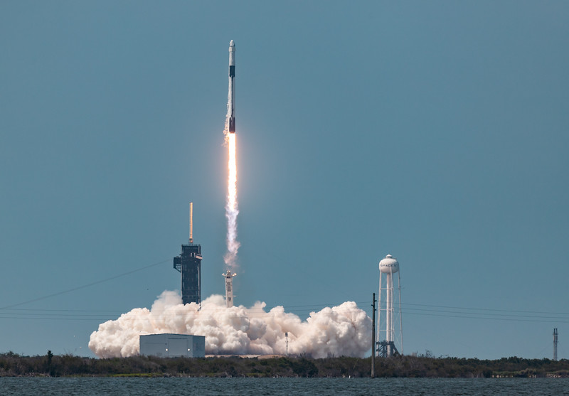 SpaceX DM2 Mission