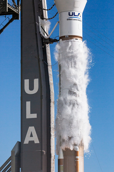 AtlasV X37-B Launch