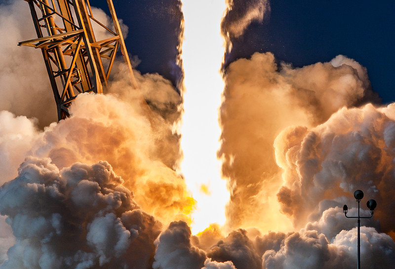 SpaceX StarLink 2 Mission