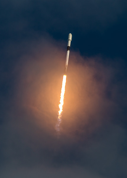 SpaceX Starlink 2 Launch