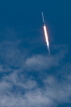 SpaceX's CRS 13 Launch
