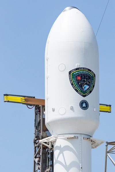 Falcon 9 Fairing - GPS III
