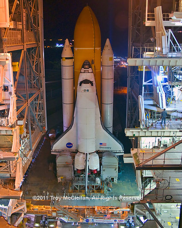 Space Shuttle Discovery's Final Mission