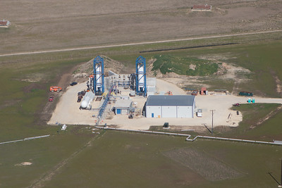 Raptor Test Stand Construction