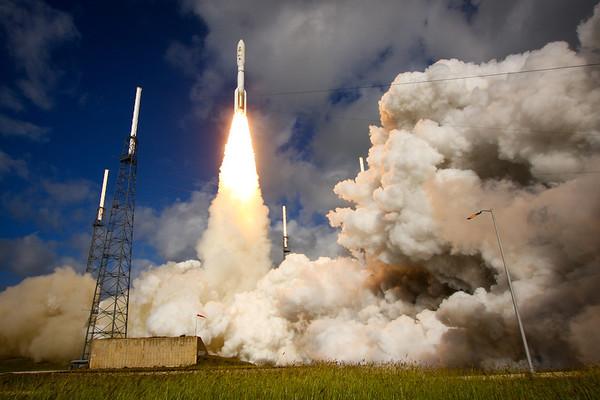 NASA MSL Launch