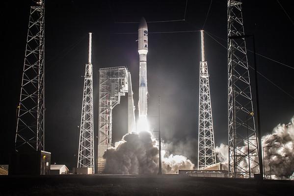 NOAA - NASA GOES-R Launch