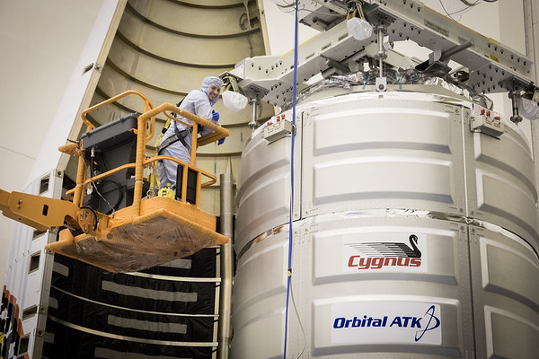 NASA OA-7 S.S. John Glenn