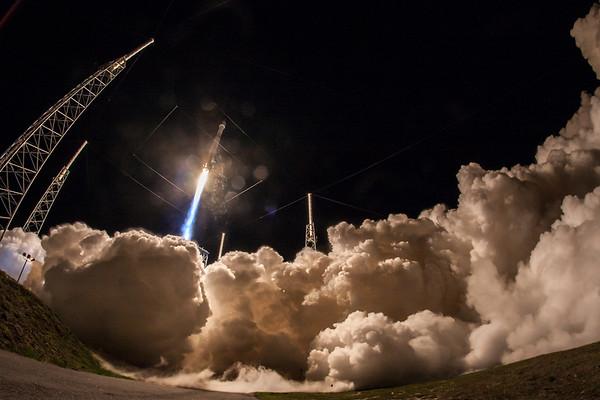 USAF SBIRS GEO-3 Launch