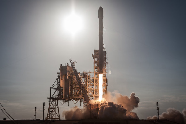 SpaceX SES-10 Launch