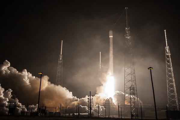 SpaceX Eutelsat/ABS Launch
