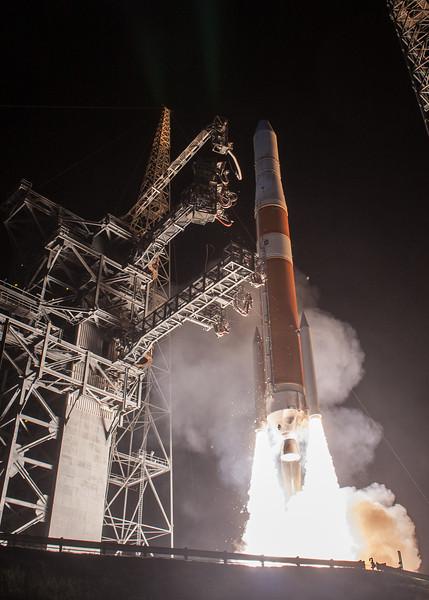 USAF GPS IIF-5 Launch