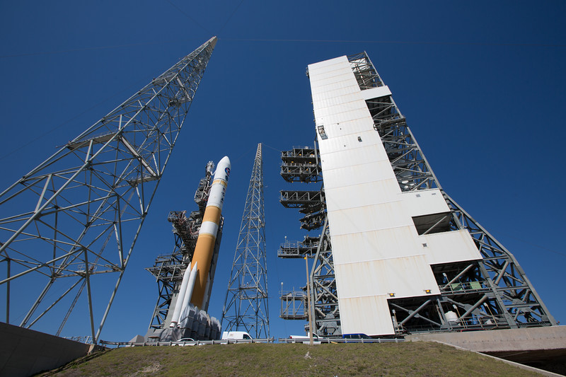WGS-9 United Launch Alliance Delta IV