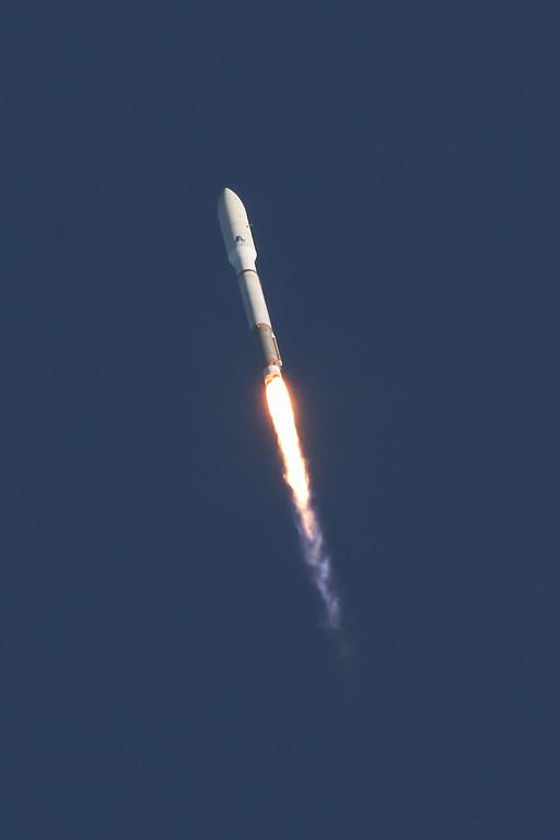 USAF X-37B OTV-2 Launch