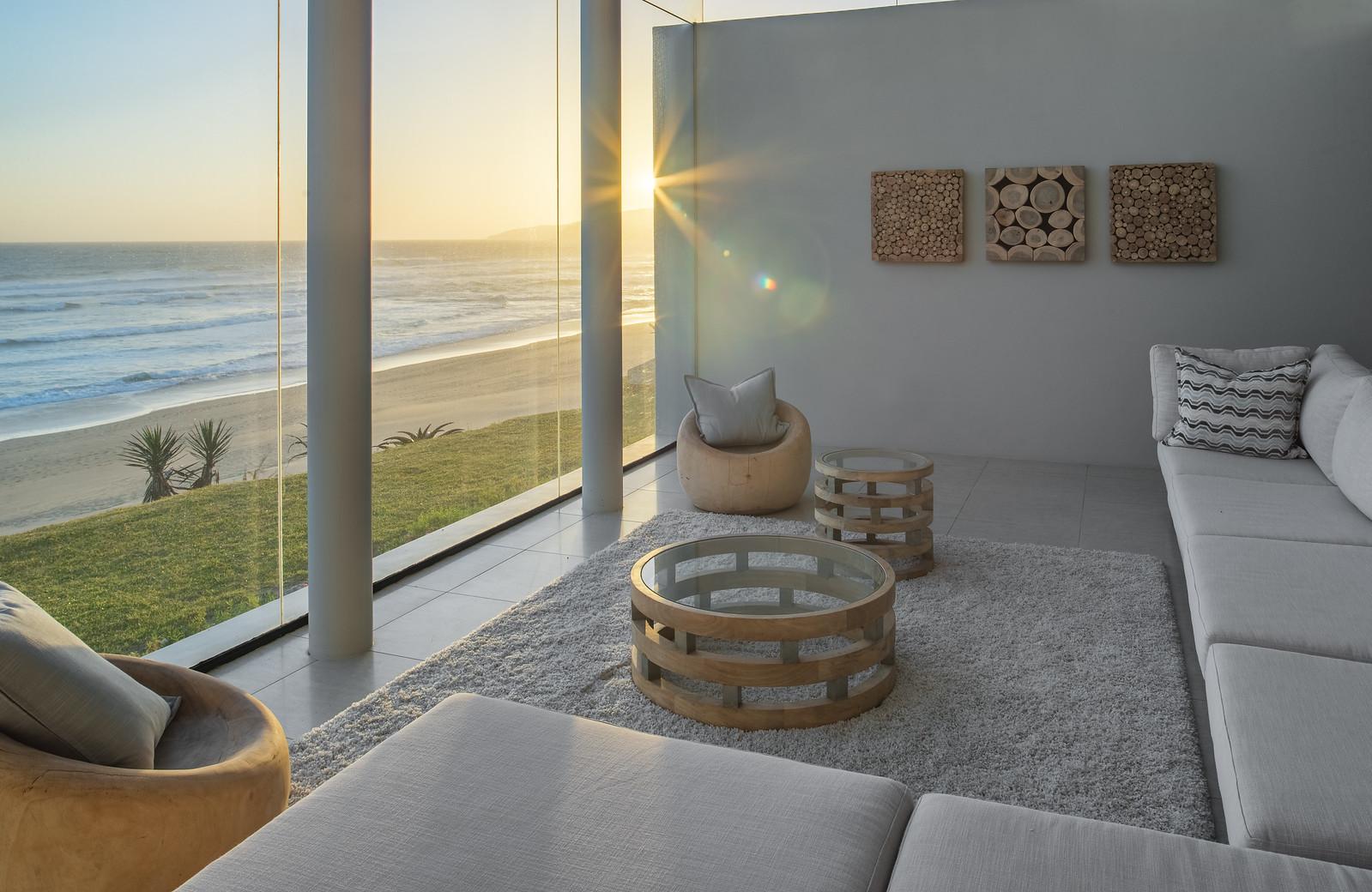 Living Room Sunset, Oceans Wilderness, South Africa 2017