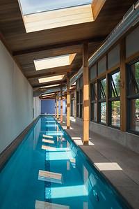 Pool Hallway