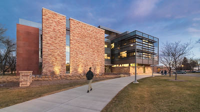 Bioengineering Building, Colorado State University