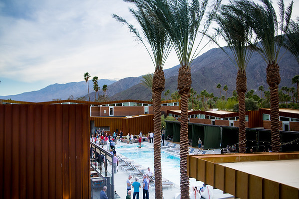 ARRIVE Palm Springs Grand Opening