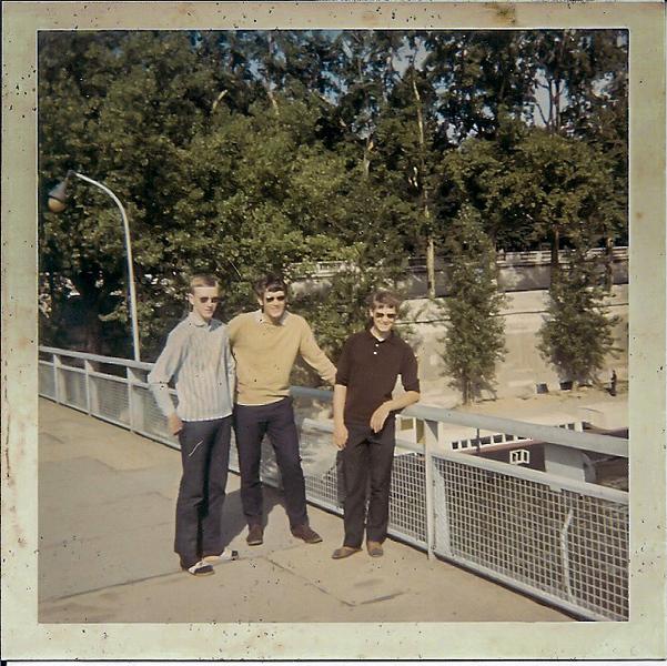 Stuart, David & Tony