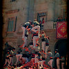 Human tower 1, Placa de Jaume 1, (Barcelona Corpus Christi tradition)