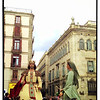 Giant puppets 1 (Catalan Corpus Christi tradition)