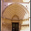 Girona Cathedral (just the side door)