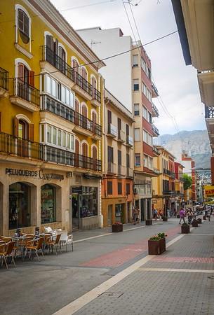 Old Town, Denia