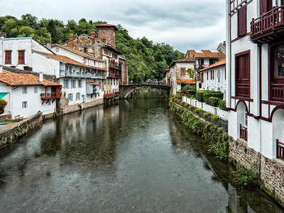 St Jean Pied de Port, France