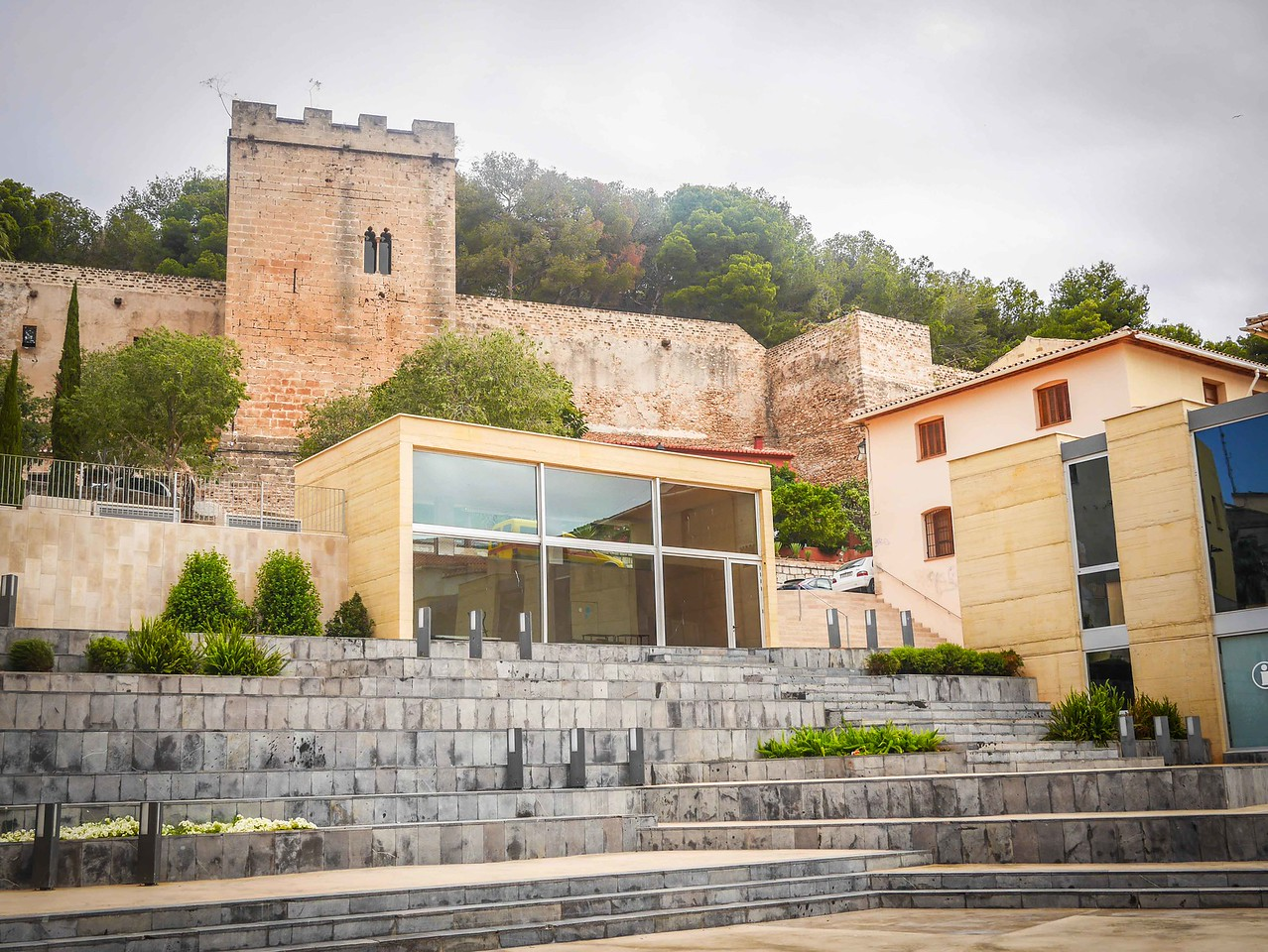 Castillo, Denia