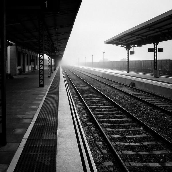 Santiago de Compostela Station