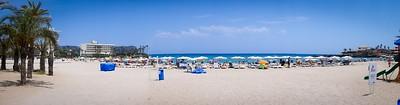 Al Arena Beach, Javea