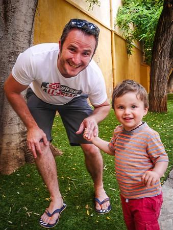 Kyle & Ethan, Denia