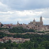 We did a day trip to Segovia, a historic town just north of Madrid.