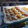 Spain is great for anchovies and sardines prepared lots of different ways.