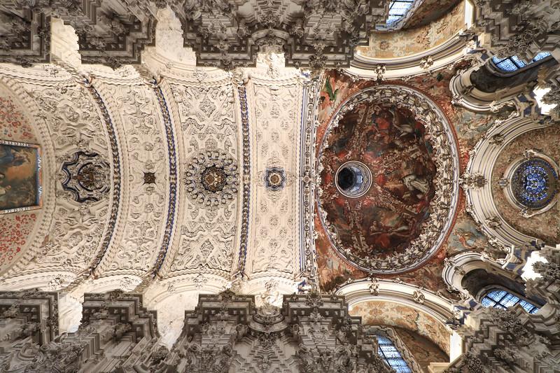 Carthusian Monastery Chapel, Granada, Spain