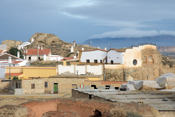 Guadix, Cuevas de Guadix