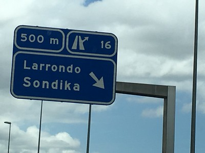 Near Bilbao