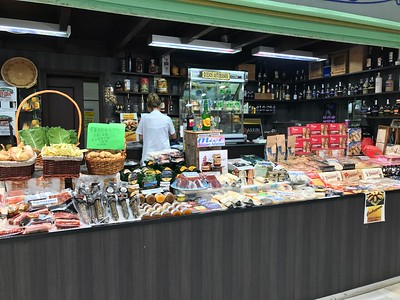 Mercado El Fontan in Oviedo