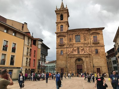 Side Visit to Oviedo
