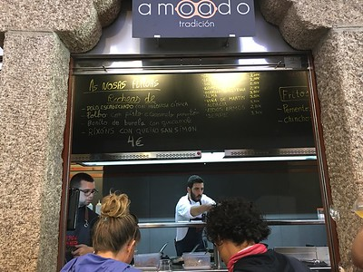 At A Moado for Spanish crepe/tapas