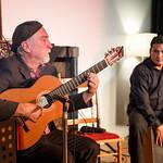 Spain Connection Flamenco Show at La Vita Bella Events Center on March 23, 2019.  Show featured Sali Gutierrez (Bailaora), Steve Mullins (Guitarrista), Marisol Serrano (Cantaora), Sandra Wong (Violinista), and Rudi Monterroso (Percusion).