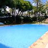 senorio heated pool