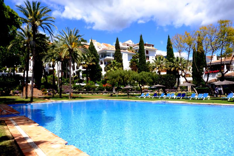 senorio pool 2